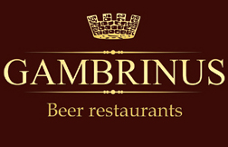Design for restaurant Gambrinus