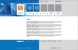 wireframes & web design